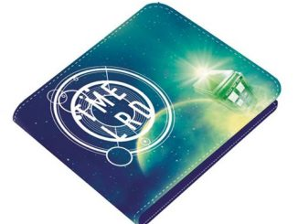 Doctor Who Green Fashion Cosmos Wallet
