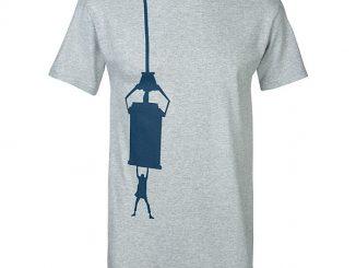 Doctor Who Hanging TARDIS T-Shirt