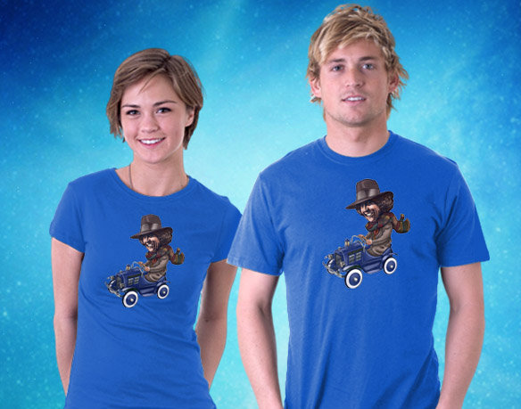 Doctor Who Have a Jelly Baby T-Shirt