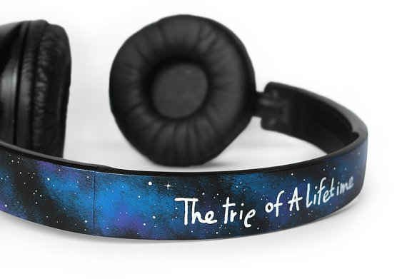 Doctor Who Headphones Trip of a Lifetime