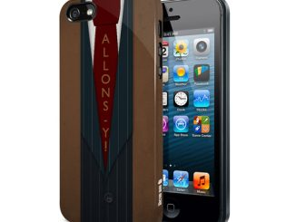 Doctor Who I Am 10th Doctor iPhone 5 Case