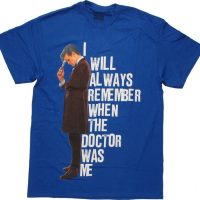 Doctor Who I Will Always Remember T-Shirt