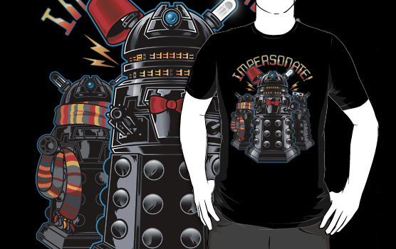 Doctor Who Impersonate T-Shirt