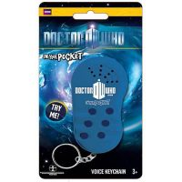 Doctor Who 'In Your Pocket' Talking Keychain