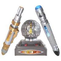 Doctor Who Interactive Sonic & Laser Screwdriver Game