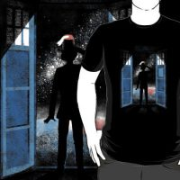 Doctor Who Its Bigger on the Outside Shirt
