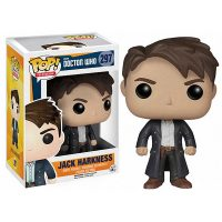 Doctor Who Jack Harkness Pop Vinyl Figure