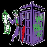 Doctor Who JokerBox T-Shirt