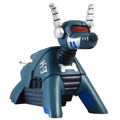 Doctor Who K-9 Dog Resin Figurine