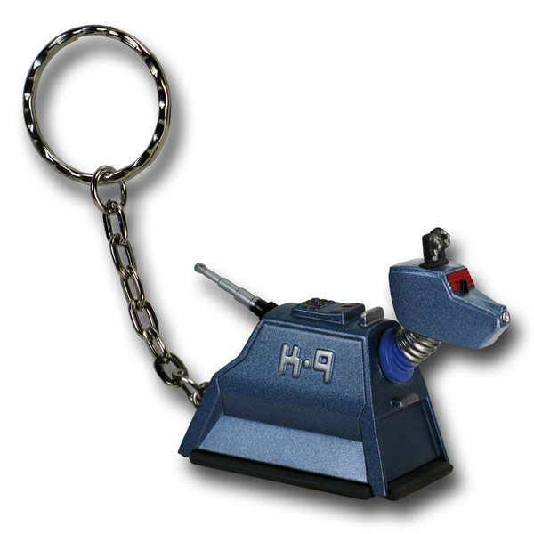 Doctor Who K9 Keychain