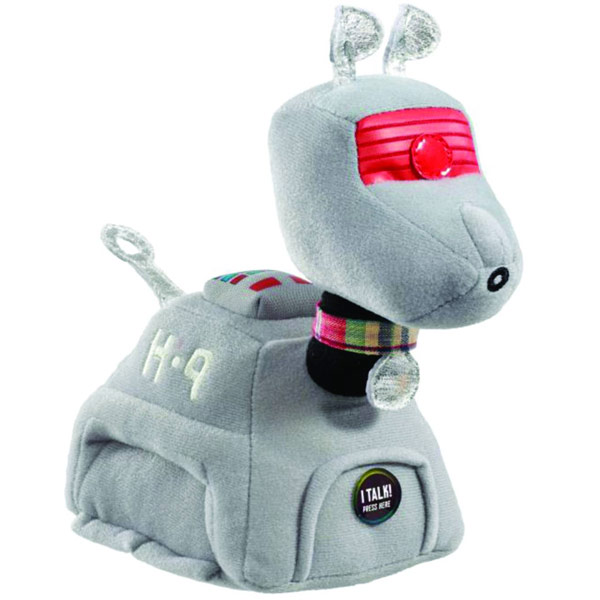 Doctor Who K9 Medium Talking Plush