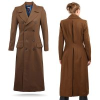 Doctor Who Ladies 10th Doctors Coat