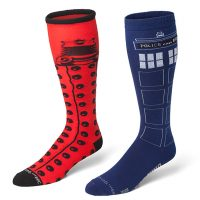Doctor Who Ladies Crew Socks
