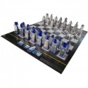 Doctor Who Lenticular Animated Chess Set Game