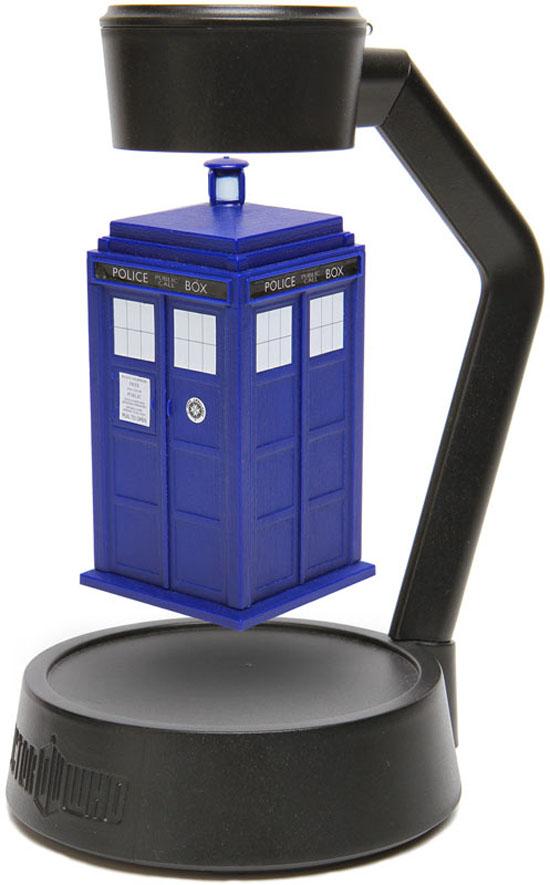 Toys Geek Gadgets : Doctor who levitating tardis