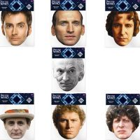 Doctor Who Masks