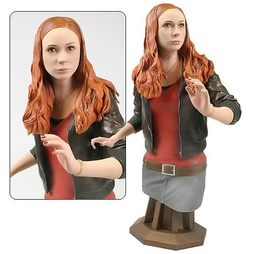 Doctor Who Masterpiece Collection Amy Pond Premium Bust