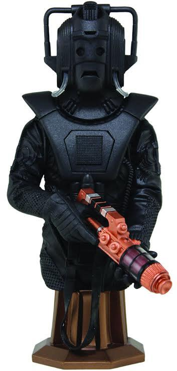 Doctor Who Masterpiece Collection Cyberman Scout Maxi Bust