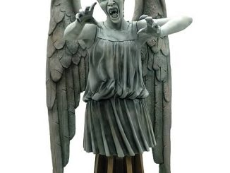 Doctor Who Masterpiece Collection Weeping Angel Premium Bust