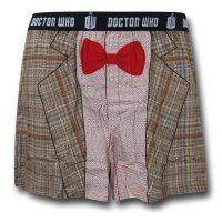 Doctor Who Matt Smith Boxer Shorts