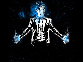Doctor Who Matt Smith Regeneration TShirt