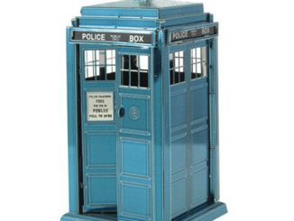 Doctor Who Metal Earth TARDIS 3D Model