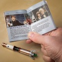 Doctor Who Mini Sonic Screwdriver and Book