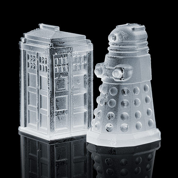 Doctor Who Molds