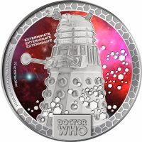 Doctor Who Monsters - Dalek Collectible Coin