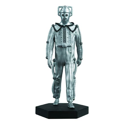 Doctor Who Moonbase Cyberman 53 Collector Figure