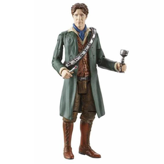 Doctor Who Night of the Doctor 8th Doctor Action Figure