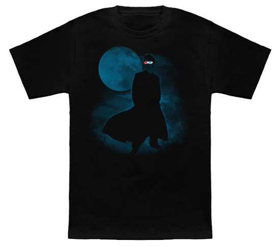 Doctor Who Nighttime Doctor Shirt