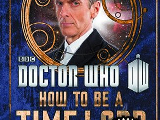 Doctor Who Official Guide How To Be a Time Lord HC Book