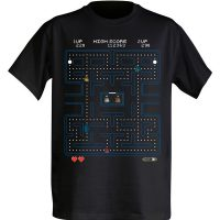 Doctor Who PacMan Shirt