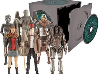 Doctor Who Pandorica Action Figure and CD Set