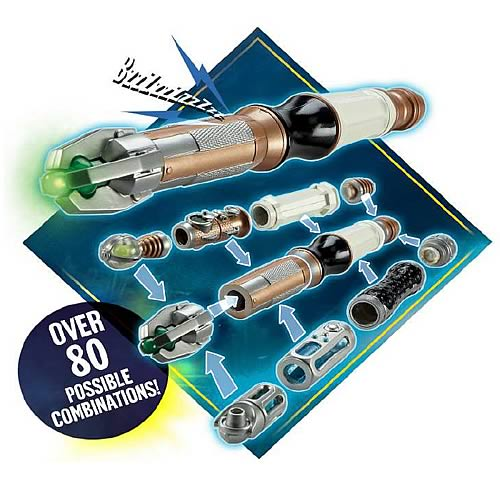 Doctor Who Personalize Your Sonic Screwdriver
