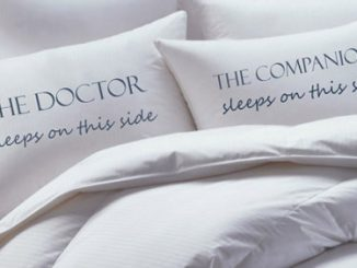 Doctor Who Pillow Cases