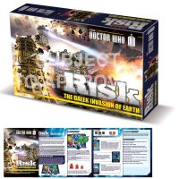 Doctor Who Risk Game