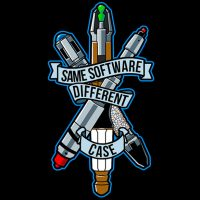 Doctor Who Same Software Different Case T-Shirt