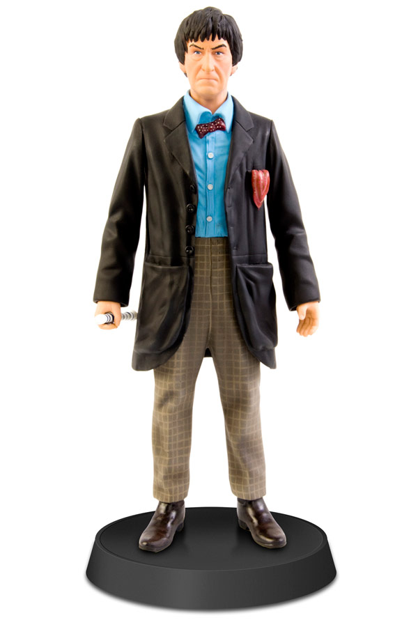 Doctor Who Second Doctor Signature Collection Statue