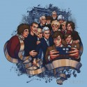 Doctor Who Selfie TShirt