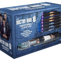 Doctor Who Series Limited Edition Bluray Giftset
