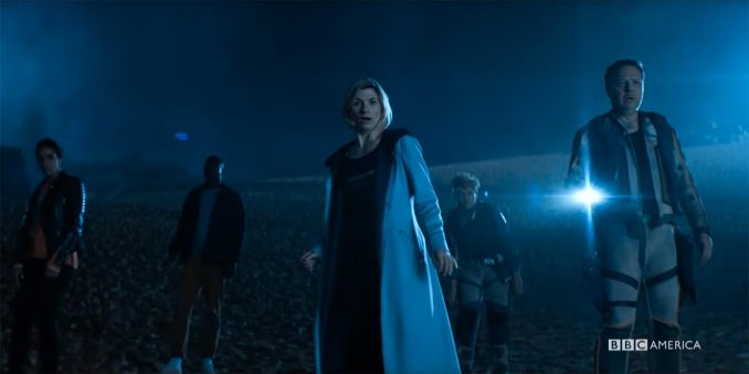 Doctor Who Series 11 Official Trailer