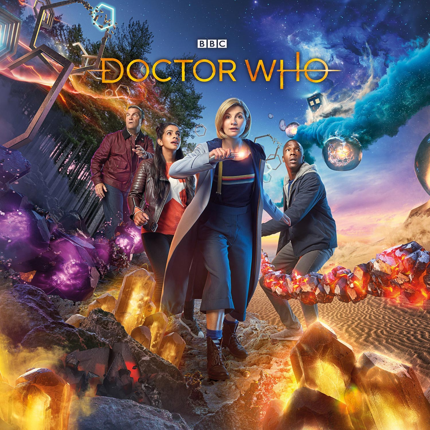Doctor Who: Series 11 Trailer #2  Doctor Who: Ser...