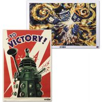 Doctor Who Series 5 Posters