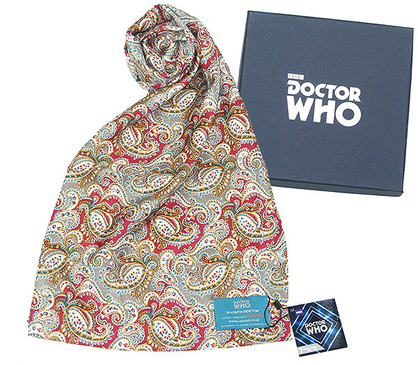 Doctor Who Seventh Doctor Scarf