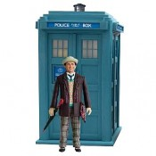 Doctor Who Seventh Doctor and Electronic TARDIS Boxed Set