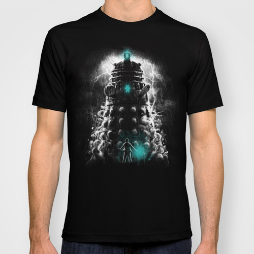 Doctor Who Shadow Of The Dalek T-Shirt