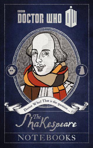 Doctor Who Shakespeare Notebooks