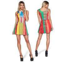 Doctor Who Sixth Doctor Play Dress